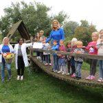 Apothekentaler-Spende an den Kindergarten Pusteblume