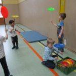 Projekt Akrobatik und Balance