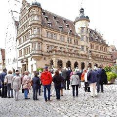 Ökumenischer Ausflug nach Rothenburg